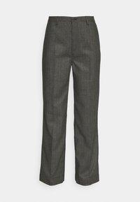 Won Hundred - KELIS - Kalhoty - black/grey melange - 3