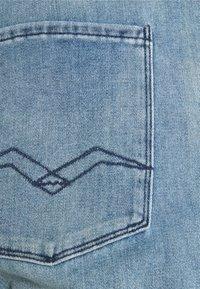Replay - BRONNY X LITE - Slim fit jeans - medium blue - 5