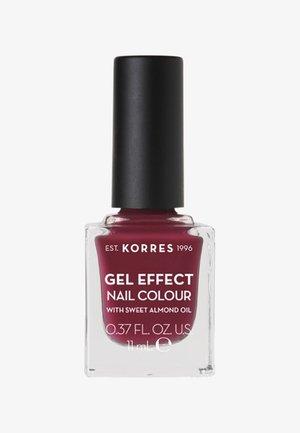 GEL-EFFEKT NAGELLACK - Nail polish - berry addict 74