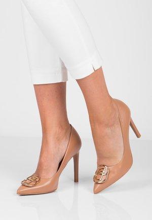 EVA - High heels - nude