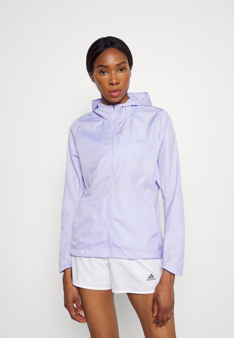 adidas Performance - OWN THE RUN - Training jacket - violet tone