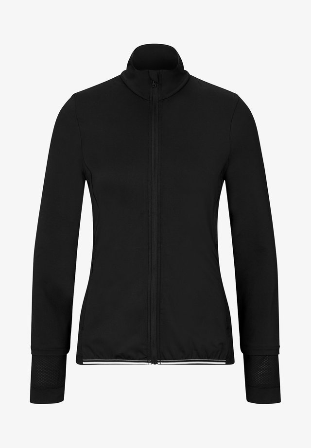 LORAINE - veste en sweat zippée - schwarz