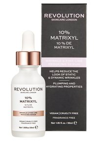 Revolution Skincare - WRINKLE AND FINE LINE REDUCING SERUM - 10% MATRIXYL - Sérum - - - 1