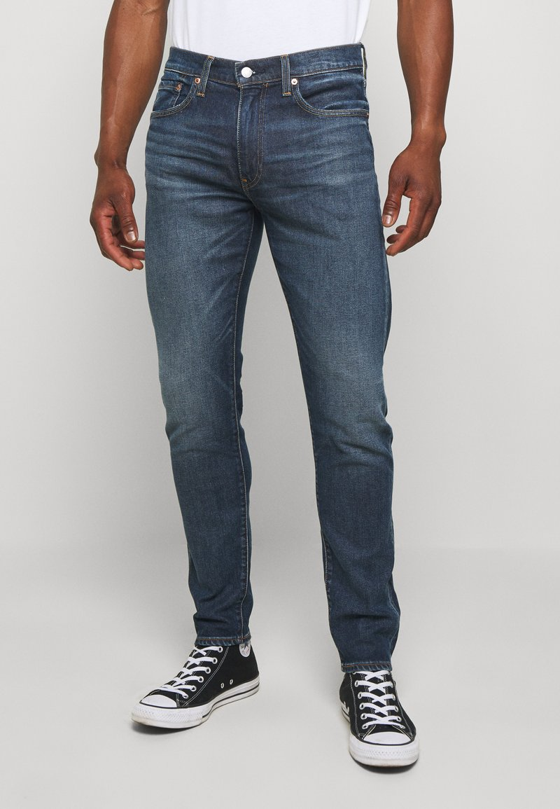 Levi's® - 512™ SLIM TAPER - Jeansy Slim Fit - blue denim