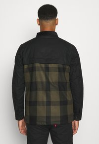 Belstaff - HIKE JACKET - Light jacket - salvia/black - 3