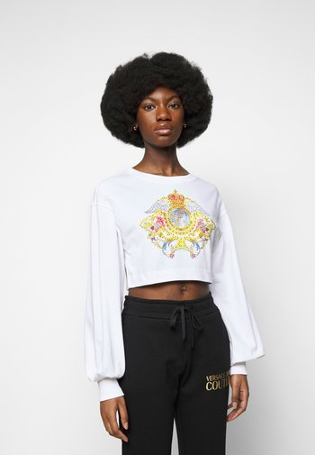 LADY - Long sleeved top - optical white