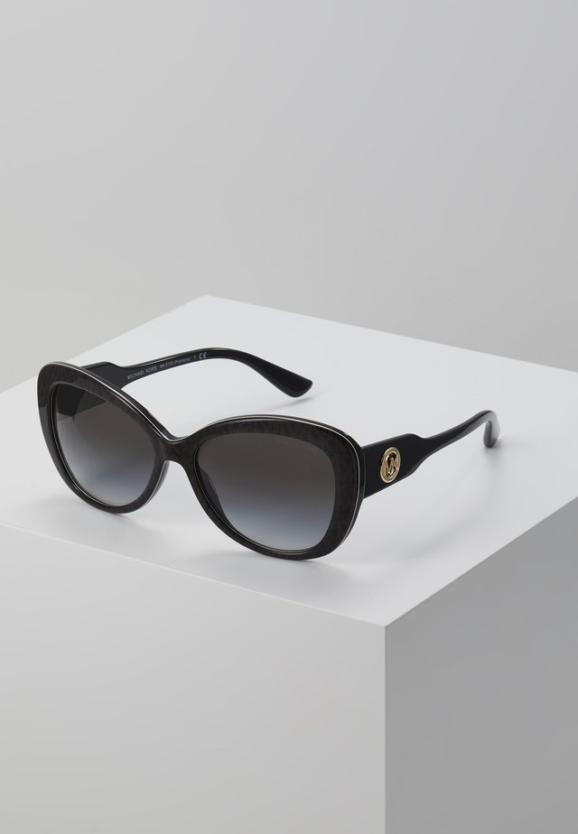 Sonnenbrille - dark brown/dark grey