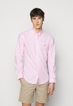 OXFORD - Camisa - pink/white