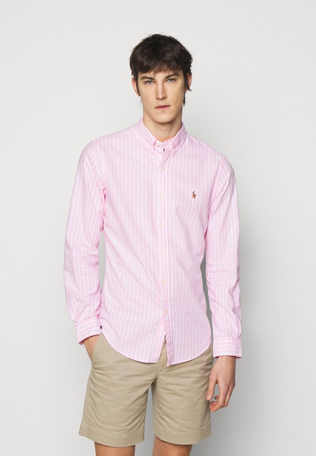 OXFORD - Chemise - pink/white