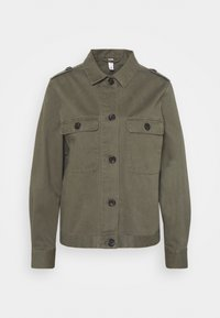 Soyaconcept - ORION - Summer jacket - dark army - 0