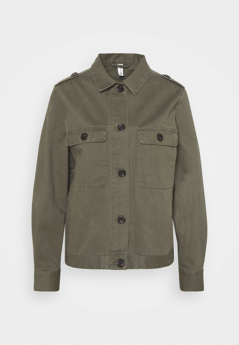 Soyaconcept - ORION - Summer jacket - dark army