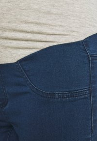MAMALICIOUS - MLZIBO - Jeggings - dark blue denim - 5