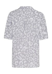 Live Unlimited London - ANIMAL - Blouse - grey - 3