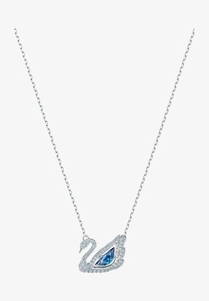 DANCING SWAN NECKLACE - Collier - silber
