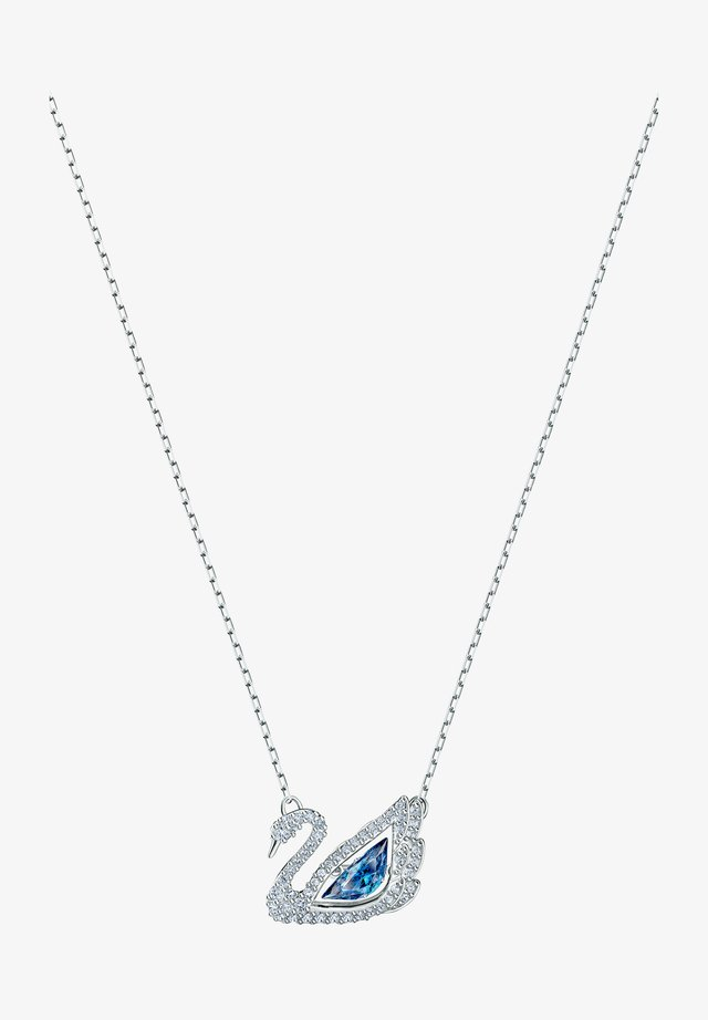 DANCING SWAN NECKLACE - Necklace - silber