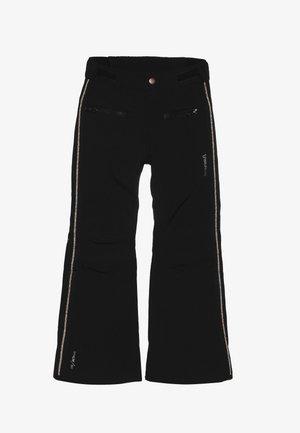SILVEREYE GIRLS PANT - Snow pants - black