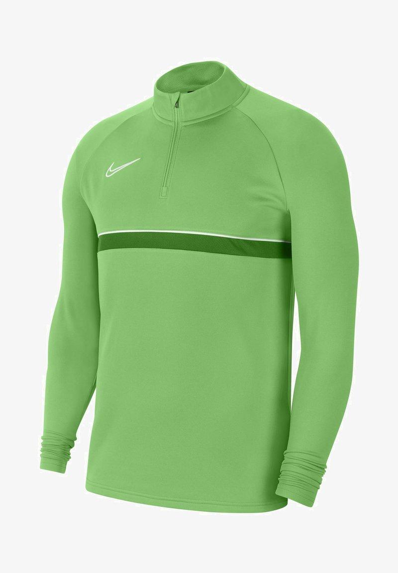 Nike Performance - ACADEMY DRIL - Funktionstrøjer - light green spark