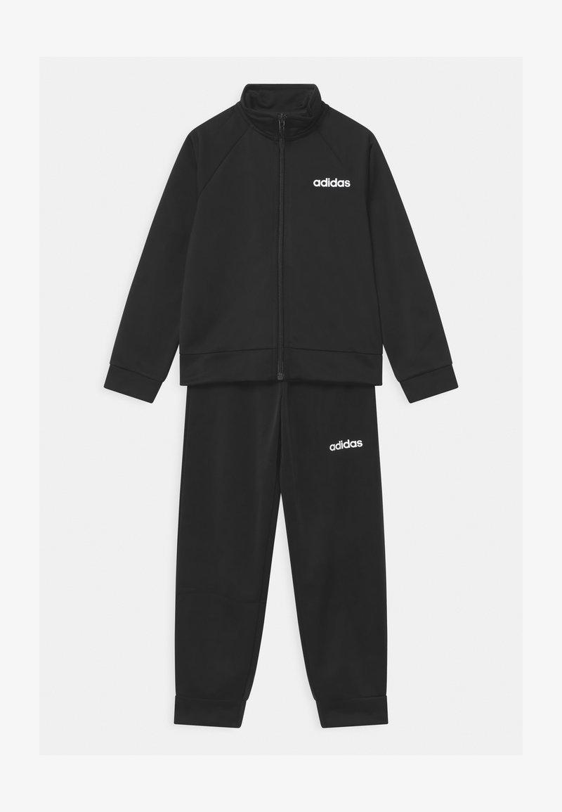 adidas Performance - ENTRY SET UNISEX - Tracksuit - black