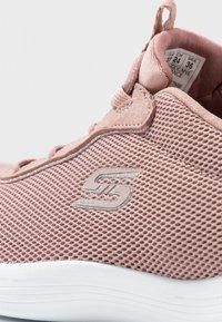 Skechers - ENVY - Slip-ons - mauve/white - 2