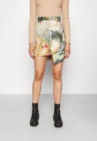 Vivienne Westwood - INFINITY SKIRT - Mini skirt - boucher - 0