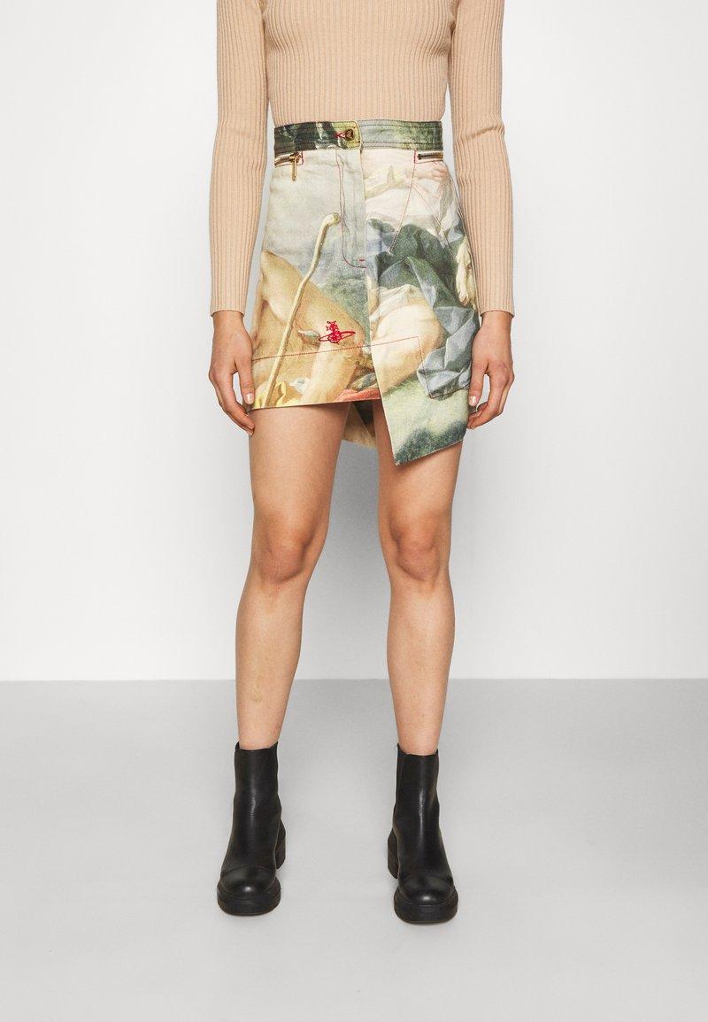 Vivienne Westwood - INFINITY SKIRT - Mini skirt - boucher