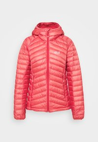 Jack Wolfskin - MOUNTAIN - Down jacket - coral pink - 5