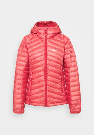 MOUNTAIN - Down jacket - coral pink