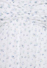 Hollister Co. - SHORT DRESS - Vestido informal - white - 6