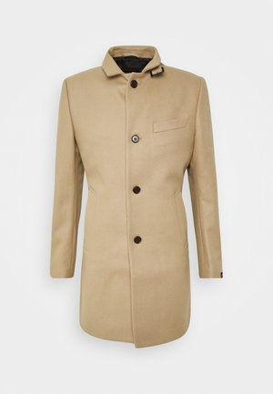 HOLGER COMPACT MELTON  - Classic coat - sand