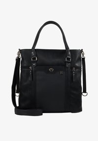 Kidzroom - DIAPERBAG KIDZROOM PRECIOUS - Baby changing bag - black - 9