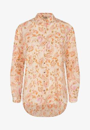 KAIA CHINZT - Button-down blouse - multi-coloured