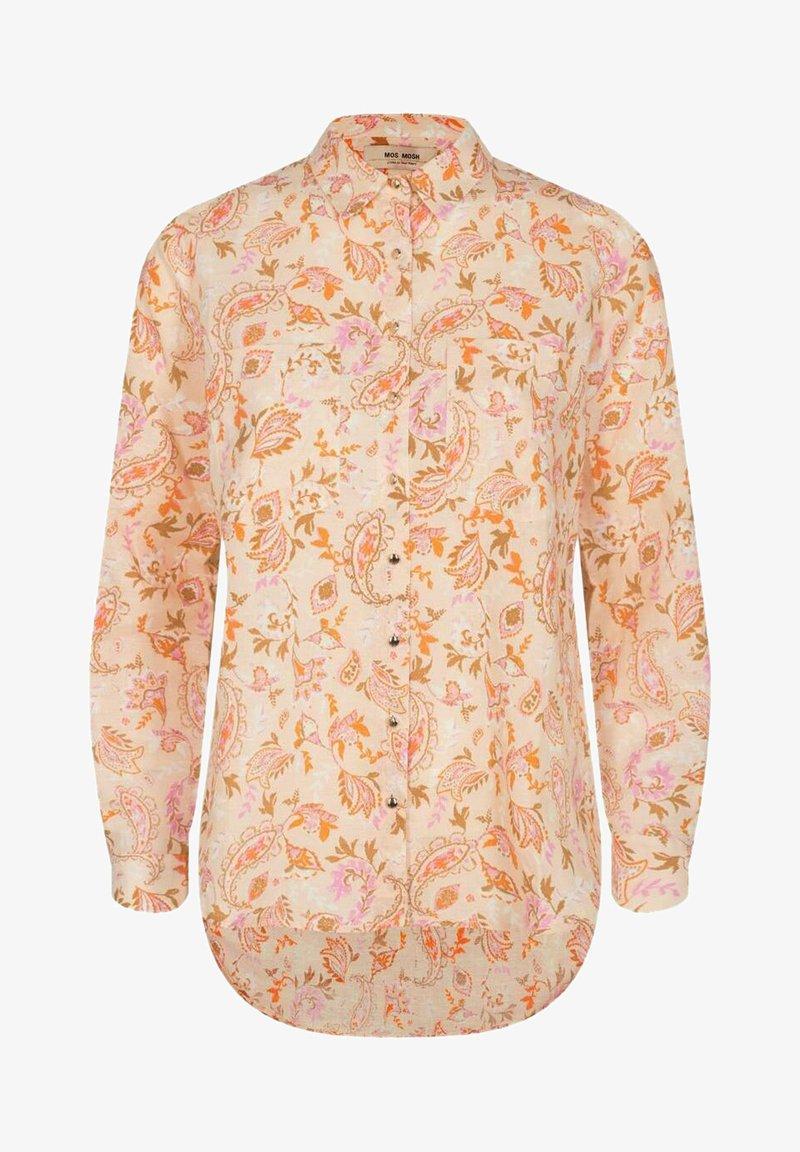Mos Mosh - KAIA CHINZT - Button-down blouse - multi-coloured