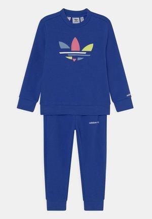 CREW SET UNISEX - Tuta - bold blue