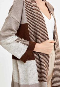 DeFacto - Cardigan - brown - 4