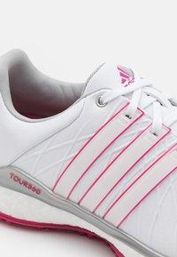 adidas Golf - TOUR360 XT-SL - Golf shoes - white - 5