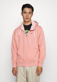 Nike Sportswear - HOODIE - Sudadera con cremallera - pink quartz - 0