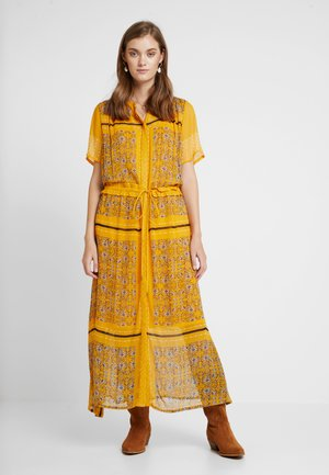 SIGRID - Maxi-jurk - yellow