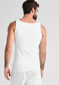 Sloggi - 24/7 2 PACK - Undershirt - white - 2