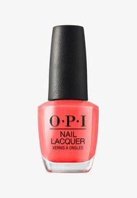 OPI - NAIL LACQUER - Nail polish - nlh 43 hot & spicy - 0
