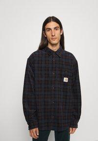 Carhartt WIP - FLINT SHIRT - Overhemd - Tobacco - 0