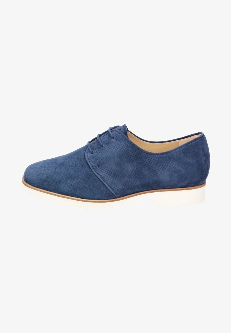 Sioux - MEREDITH - Casual lace-ups - blau