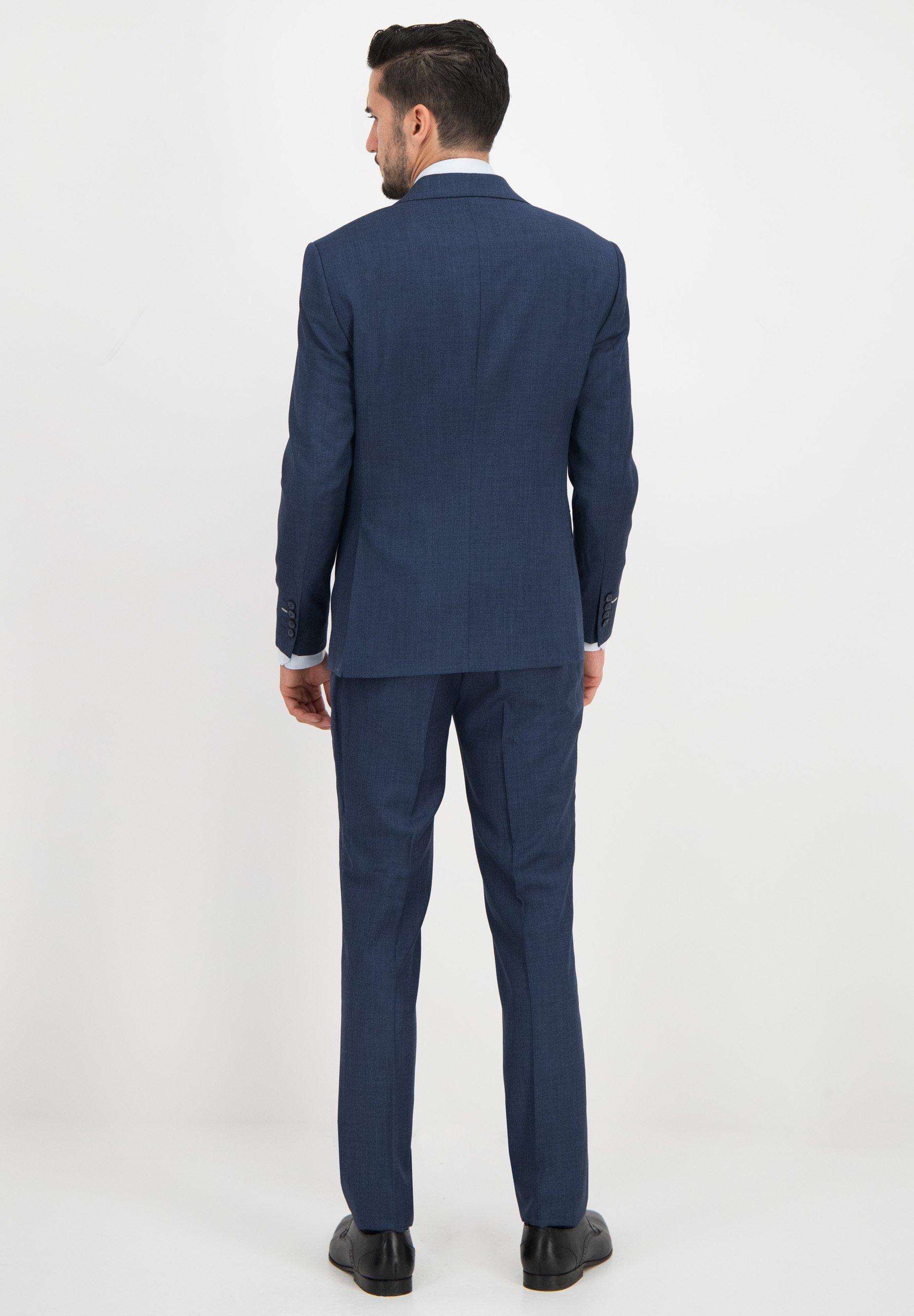 Homme MIT EINSTECKTUCH - Costume