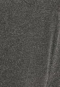 Monki - CILLA PARTY TROUSERS - Bukse - black/silver - 5