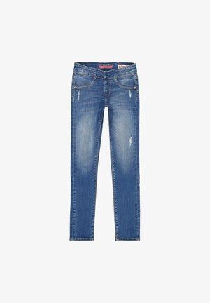 Straight leg jeans - old vintage