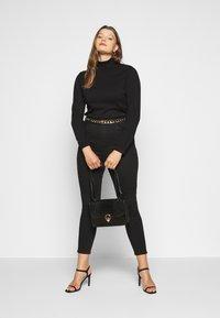 New Look Curves - Jeans Skinny Fit - black - 1