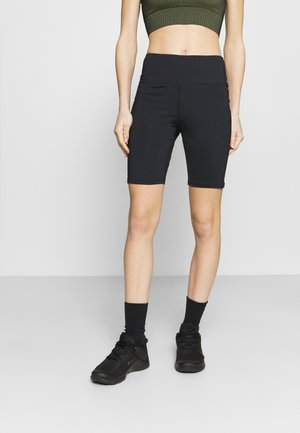 CYCLE SHORT - Leggings - black