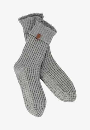 Sokken - grey melee