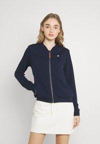 Ragwear - KENIA - Zip-up sweatshirt - navy - 0