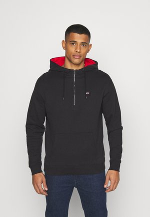 PHOTOPRINT HOODIE UNISEX - Sweat à capuche - black