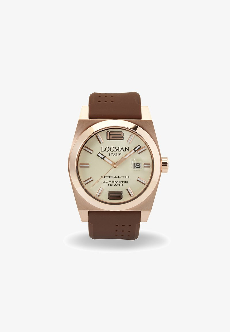 Locman - Watch - braun